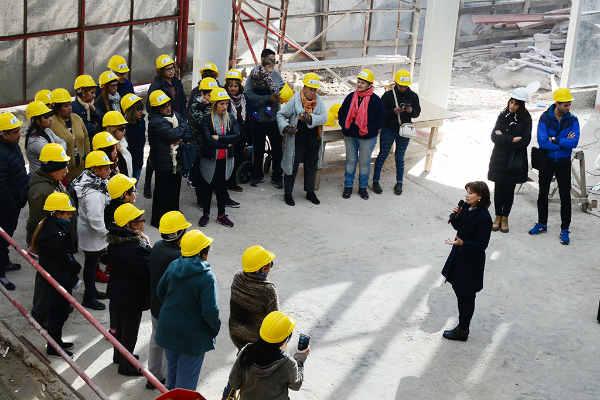 Más sanfernandinos conocieron el futuro Hospital Municipal