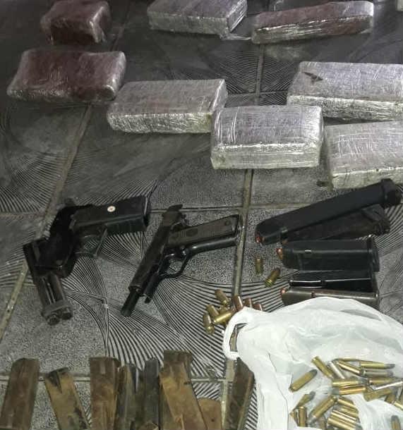 Desarticulan una organización narco que asolaba al barrio Santa Rita en Boulogne