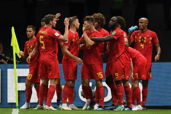 Bélgica se devoró a Brasil y es semifinalista en el mundial de Rusia 2018