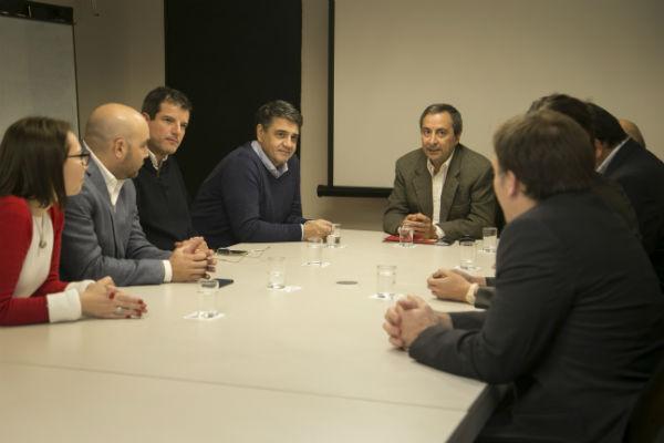 Vicente López firmó un importante acuerdo con el Ministerio de Seguridad de la Nación