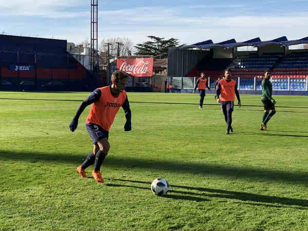Tigre disputó dos amistosos con Ferro Carril Oeste