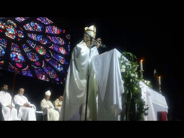 Se realizó una jornada de Oración, Alabanza y Testimonios de la Renovación Carismática Católica