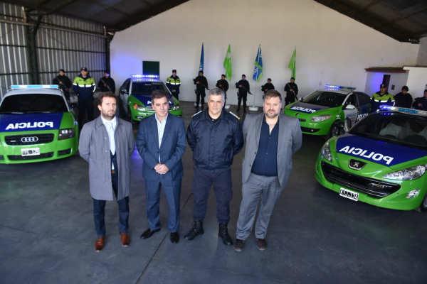 Autos de alta gama secuestrados al narcotráfico serán  usados por la policía bonaerense