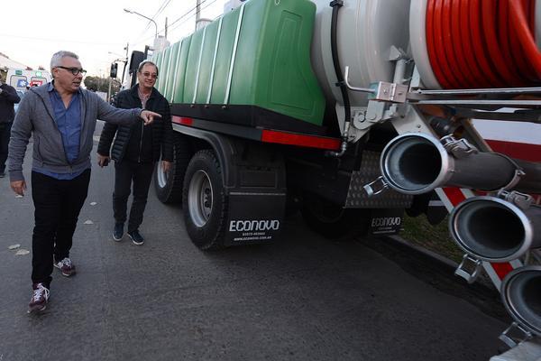 Tigre  incorporó nuevos camiones para fortalecer sus servicios en todo el distrito