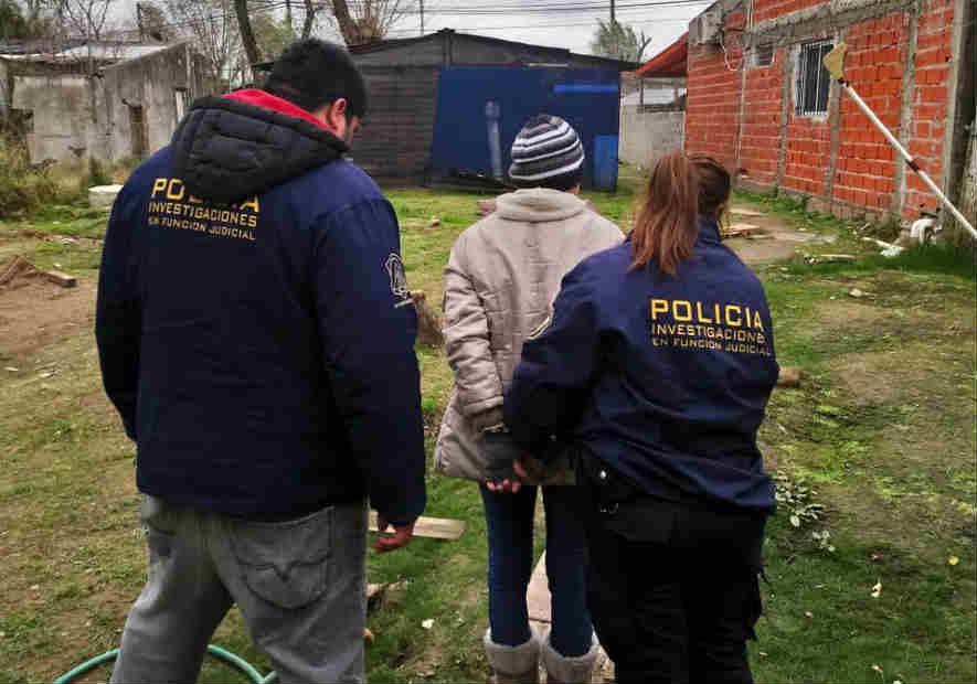 Detuvieron en Tigre a una estafadora que simuló su secuestro para sacarle plata a un hombre ()