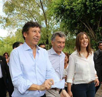 Posse - Vidal - Macri