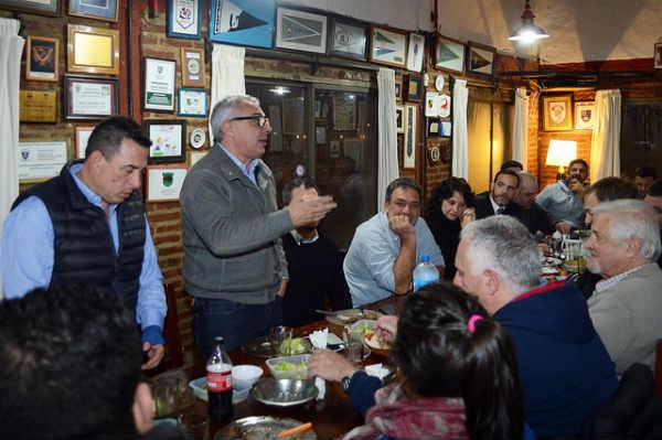 El municipio entregó un apoyo económico al Tigre Rugby Club