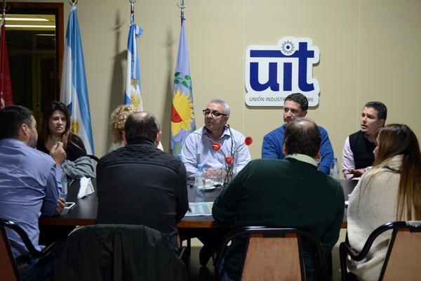 Julio Zamora anticipó nuevas obras para fortalecer el sector productivo de Tigre