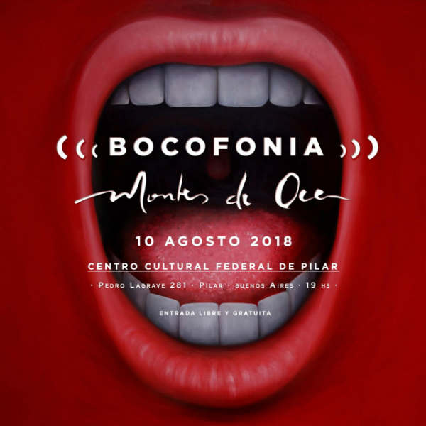 Paola Montes de Oca presenta Bocofonía