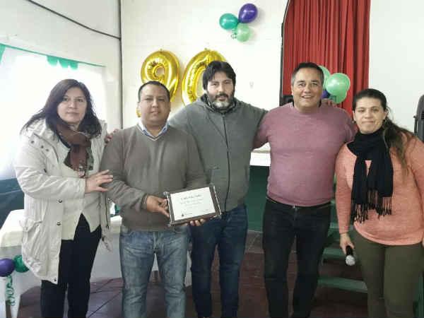 El Club 9 de Julio de Paraná Miní festejó su 90° aniversario