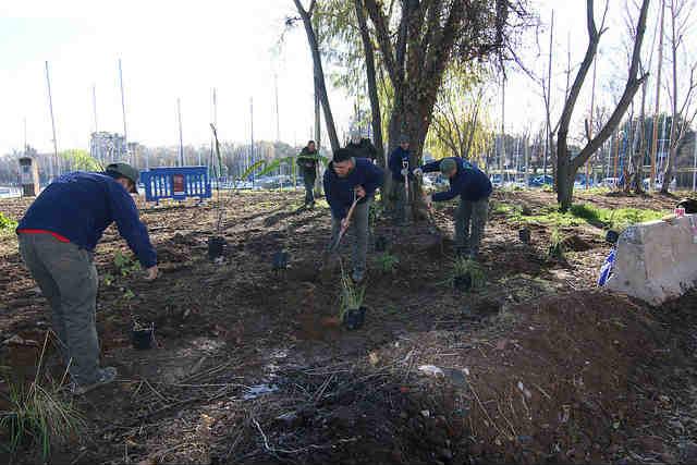 San Isidro: un corredor verde unirá el parque público del puerto con la reserva ecológica