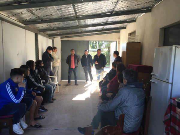 Quince familias de Benavídez corren riesgo de ser desalojadas por la falta de cumplimiento de una ley provincial
