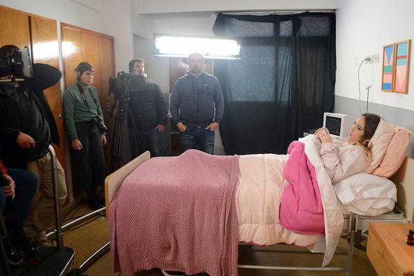 """""""Simona"""" filma en Tigre sus últimos capítulos"""