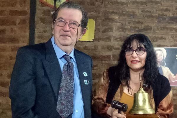 El Club de Leones de Don Torcuato realizó su tradicional cambio de autoridades