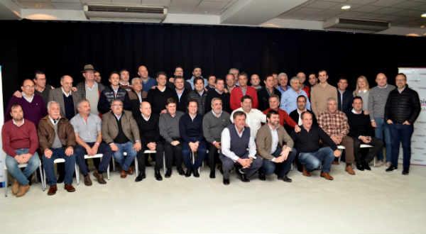 Con mira en produccion, intendentes de Cambiemos se reúnen en Vicente López