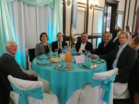El Club de Regatas La Marina celebró su 142° aniversario en Tigre