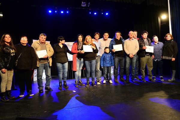 San Fernando celebró un nuevo Día del Fomentista con todas sus instituciones