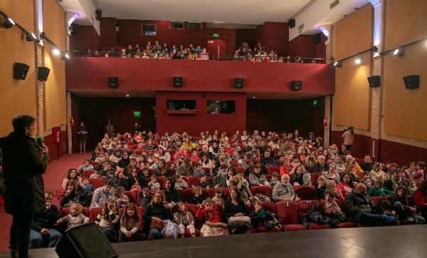 Más 20 mil personas disfrutaron las vacaciones de invierno en Vicente López