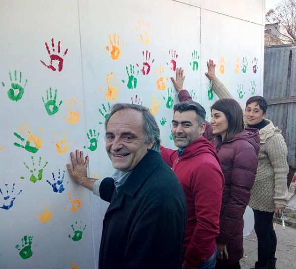 Inauguran un centro cultural en villa Garrote de Tigre