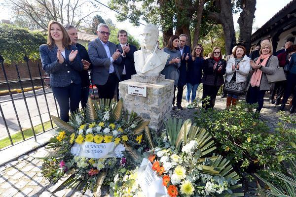 Tigre festejó su día, a 212 años del Desembarco de Liniers