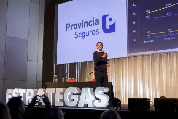 El Grupo Provincia junto a sus empresas estuvo presente en Expoestrategas 2018