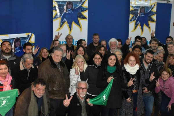 Unidad Ciudadana de Tigre convocó al plenario de ensenada