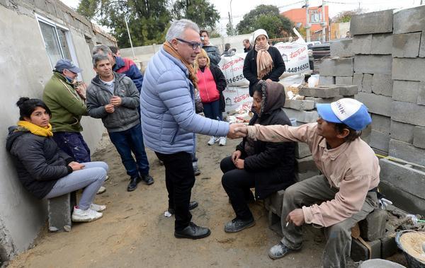 Julio Zamora se reunió con miembros de la Confederación Nacional de Cooperativas de Trabajo