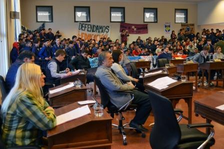 El HCD pidió que se declare la emergencia educativa Tigre