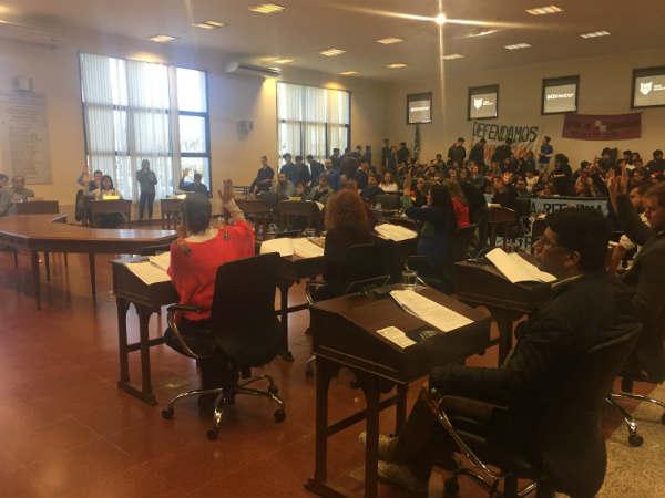 El HCD de Tigre votó por unanimidad el pedido para que se cumpla con una ley que beneficia a familias de Benavidez