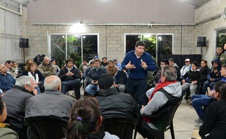 """Daniel Arroyo y Jorge Ceballos: """"La unidad es una obligación y no una opción"""""""