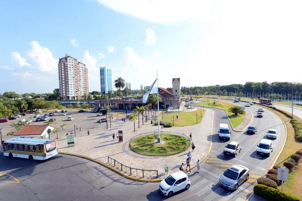 Rotonda Tigre Centro