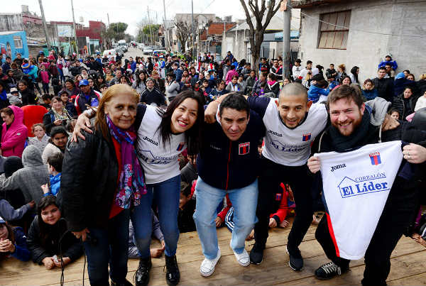 El Municipio acompañó y colaboró con clubes e instituciones sanfernandinas en sus fiestas del Día del Niño