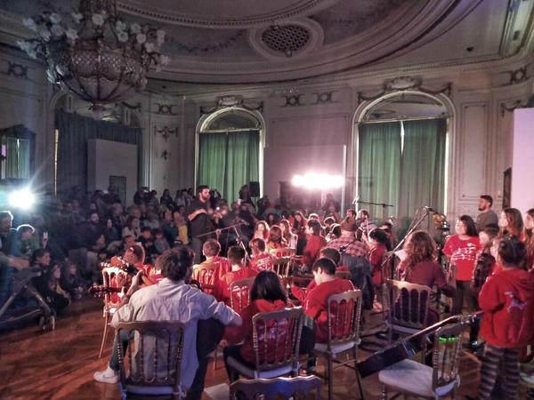 La orquesta infanto juvenil del Delta protagonizó una nueva edición de