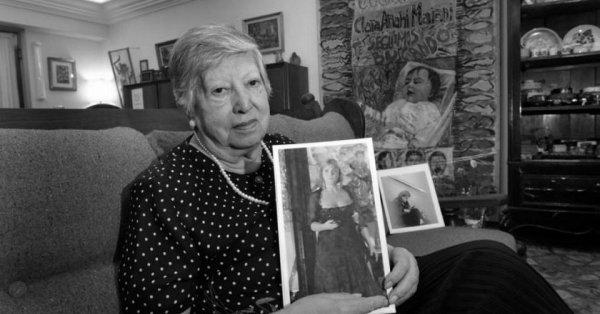 """Murió """"Chicha"""" Mariani, una de las fundadoras de Abuelas de Plaza de Mayo"""