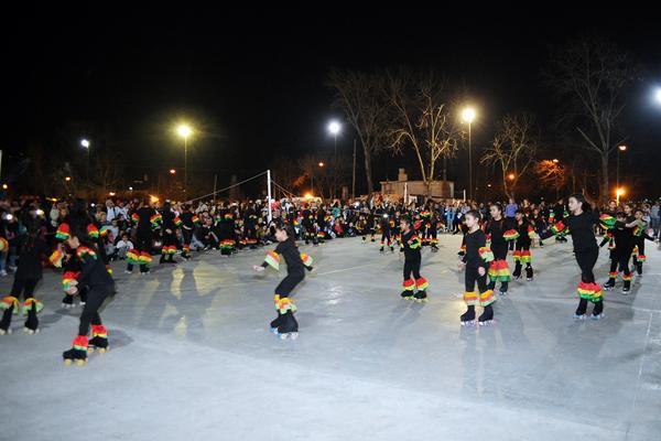 El Polideportivo San Martín festejó su 28° aniversario junto a la comunidad de Tigre