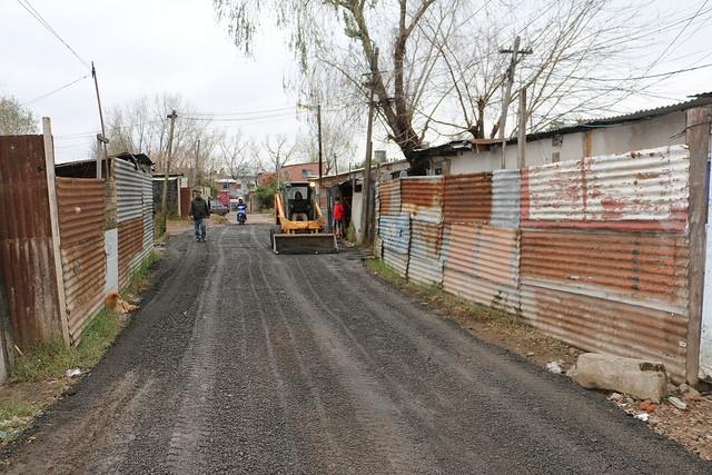 Por una denuncia del municipio de San Isidro, realizan un allanamiento en La Cava