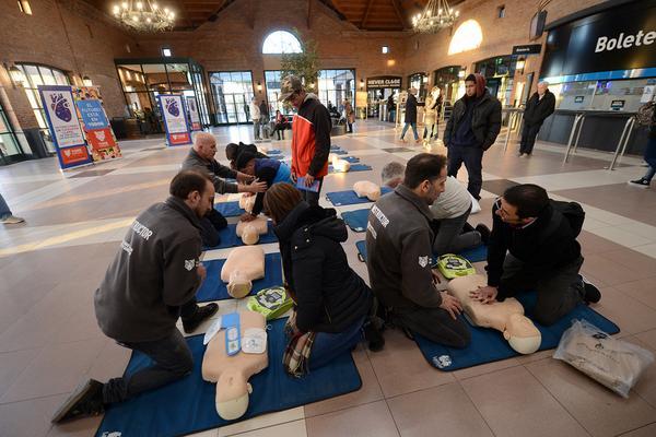 Tigre promueve jornadas de cardioprotección en espacios públicos