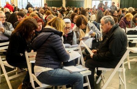 La Diócesis de San Isidro celebró su asamblea