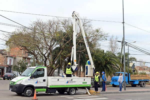 San Fernando instalará una cámara de seguridad por esquina en Av. Avellaneda
