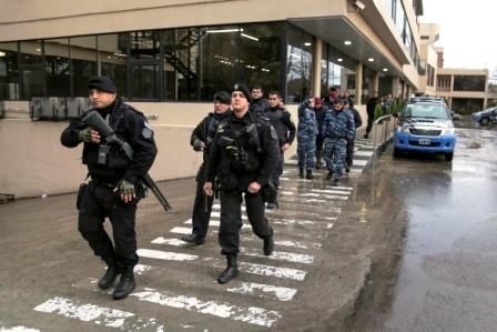 Megaoperativo de Seguridad en Vicente López