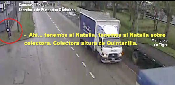 El Centro de Operaciones Tigre atrapó a un malviviente que sustrajo las pertenencias a un comerciante local. Los dispositivos de video vigilancia captaron al sospecho y rápidamente los agentes lograron aprehenderlo.