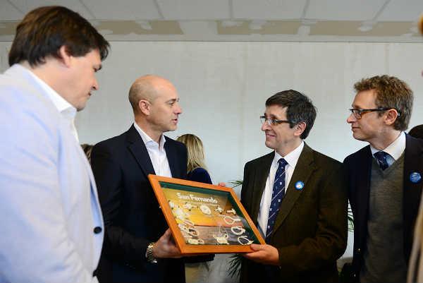 Escuela Escocesa San Andrés de San Fernando festejó su  180° aniversario