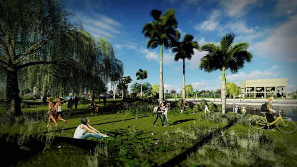 Ambicioso anteproyecto para el Puerto de San Isidro