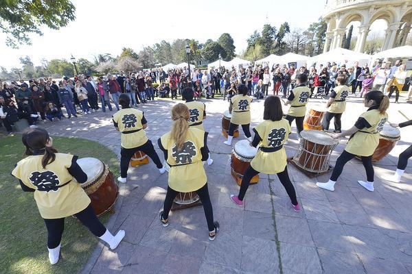 Cientos de personas disfrutaron del Festival Japonés en los jardines del Museo de Arte Tigre