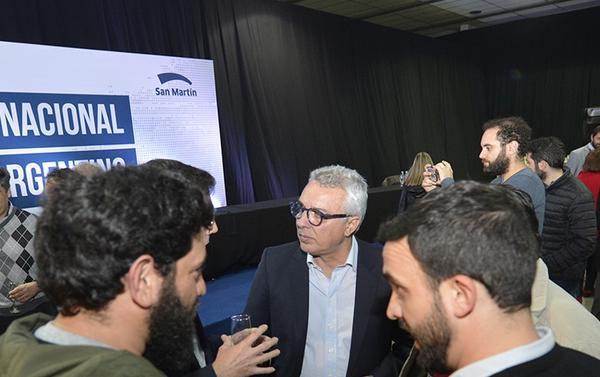 """Julio Zamora: """"La necesidad del pueblo argentino nos tiene que unir para construir una alternativa que genere mayor empleo"""""""