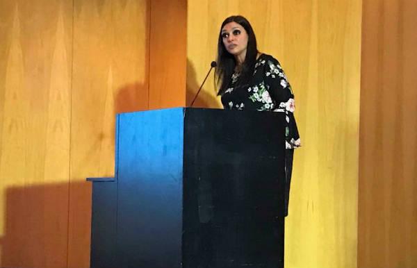 La Defensora del Pueblo de Vicente López Dra. María Celeste Vouilloud participó de la Audiencia Pública en relación a la modificación del cuadro tarifario de Gas