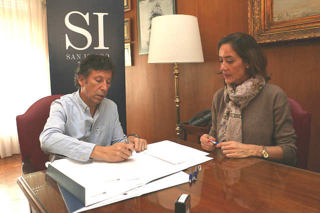 San Isidro firmó un convenio para mejorar la atención de las víctimas de violencia de género