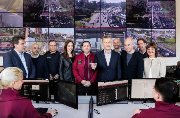Refuerzan los controles de seguridad en la Capital y el conurbano bonaerense