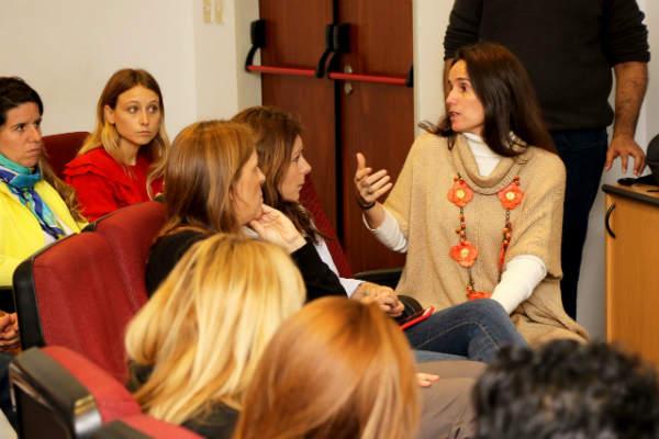 """""""La Provincia tiene mujeres empresarias que son dignas de imitar"""", dijo Tizado en Tigre"""