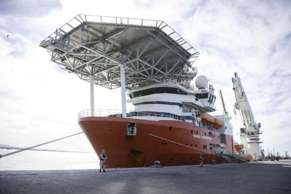 Comenzó la nueva misión de búsqueda del submarino ARA San Juan
